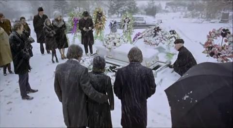 sobre todos los vivos...y sobre los muertos