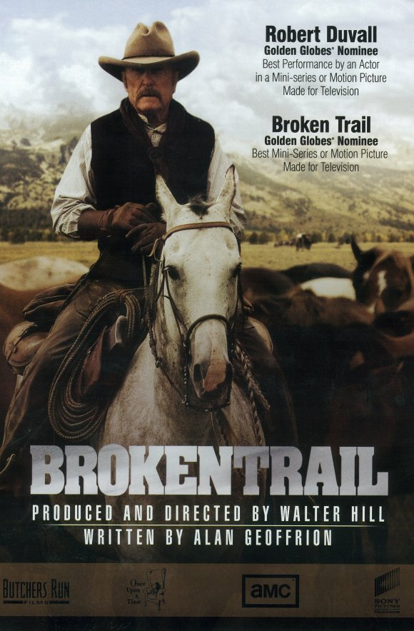 Los protectores (Broken Trail) Completa Espa&ntildeol Disponible