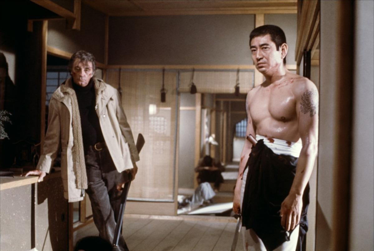 Dos Hombres Desnudos Combatiendo Cuando Elegiro Call