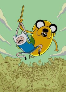 Adventure_Time_with_Finn_and_Jake__2010_big_poster