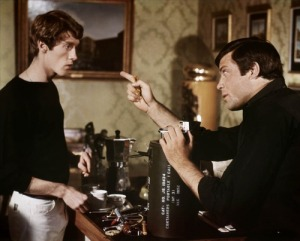 Reed y Crawford en Atraco a la inglesa (The Jokers, 1967)