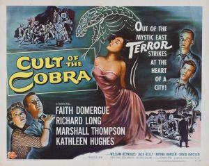 cult of the cobra - la mujer serpiente - 1955 - 009