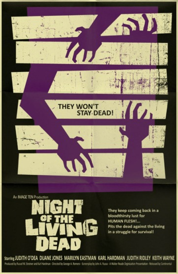 night-of-the-living-dead-unique-poster
