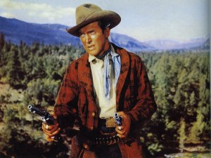 James Stewart en Colorado Jim (The Naked Spur,1953)
