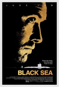 Black Sea Jude Law Poster