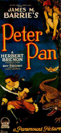 Poster - Peter Pan (1924)_02